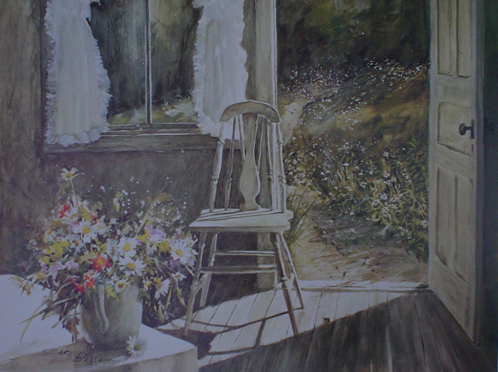 Sunlight by Carolyn Blish