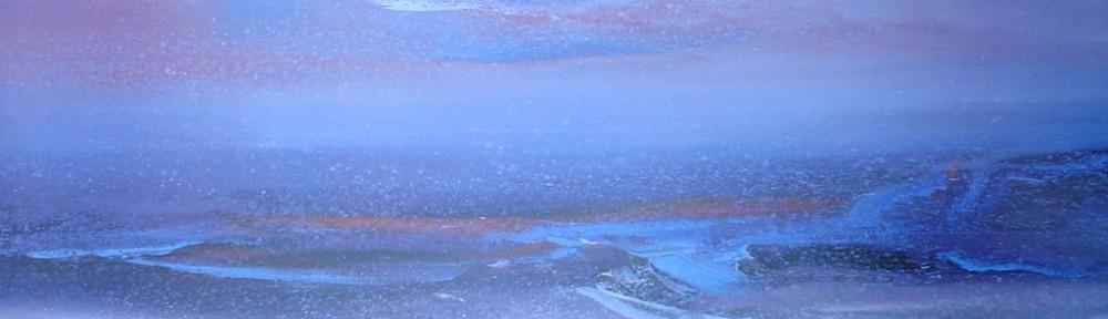 Sea Clouds, Gango Gallery by Carolyn Dewey