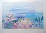 Le Casino De Nice by Raoul Dufy