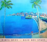 Nice Bai Des Anges by Raoul Dufy