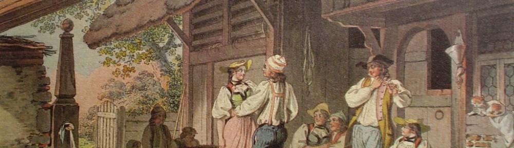 La Petite Fete by Sigmund Freudenberger