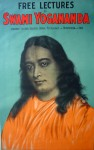 Swami Paramahansa Yogananda 1920's Lecture Tour- original poster