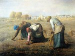 The Gleaners by Jean Francois Millet