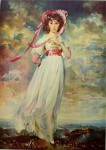 Pinkie by Sir Thomas Lawrence - collectible collotype fine art print