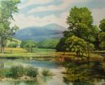 Valley Stream by Gene Pelham - collectible collotype fine art print