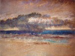 Heaped Thunderclouds by Joseph Mallord William Turner - collectible collotype fine art print