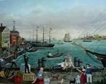 Dockside by Martha Cahoon
