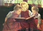 The Fairy Tale by Sir Walter Firle