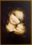 Covering The Child by Juan Ferrandiz
